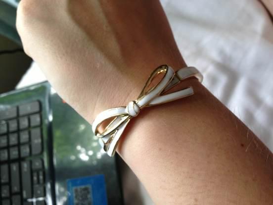 Bow Bracelet!