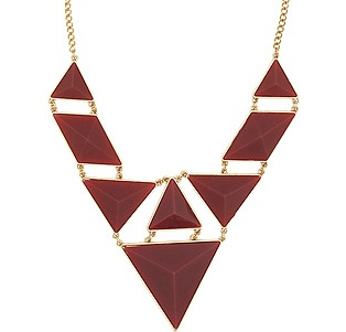 oxblood jewelry