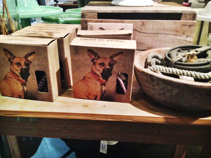 For your furry adopted friend