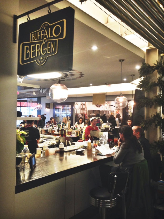 Buffalo Bergen - Diner/Deli