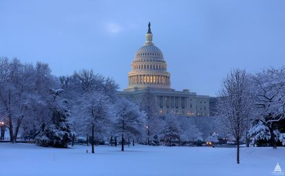 capitol snow day