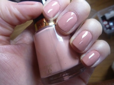 Revlon classy nail polish